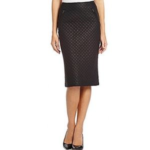 New! Kut from the Kloth Quilted Skirt